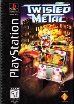 Twisted Metal (1995 video game) - Wikipedia