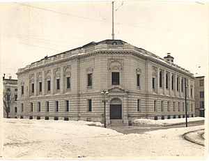 United States District Court for the District of Maine - U.S. Courthouse in 1911