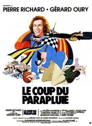 The Umbrella Coup - Film poster