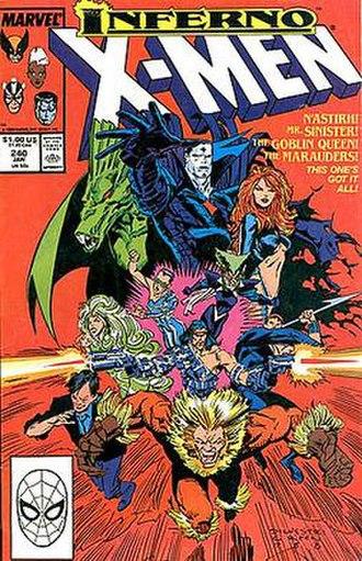 Marauders (comics) - Image: Uncan X240
