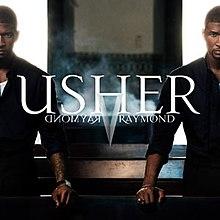 Usher Album Cover Raymond v. Raymond - W...