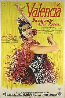 <i>Valencia</i> (1927 film) 1927 film