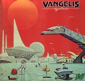 Hypothesis (album) - Image: Vangelis Hypothesis