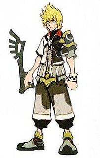 Ventus (<i>Kingdom Hearts</i>) Kingdom Hearts character