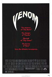 Venom 1981 Film Wikipedia