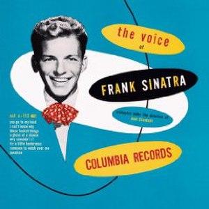 The Voice of Frank Sinatra - Image: Voiceoffranksinatrao riginal