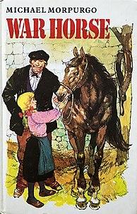 <i>War Horse</i> (novel) book by Michael Morpurgo
