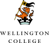 Wellington College crest.png