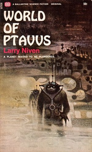 World of Ptavvs - Cover of first edition (paperback).