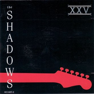 XXV (The Shadows album) - Image: XXV (The Shadows album)