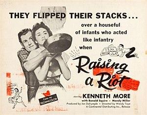 "Raising a Riot - Image: ""Raising a Riot"" (1955)"