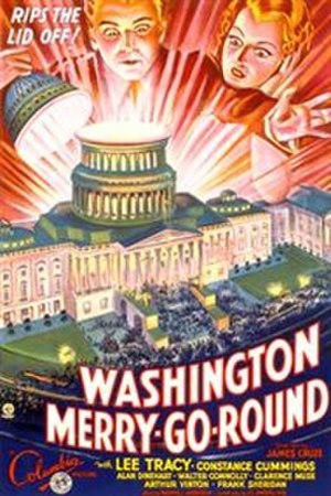"Washington Merry-Go-Round (film) - Image: ""Washington Merry Go Round"" (1932)"