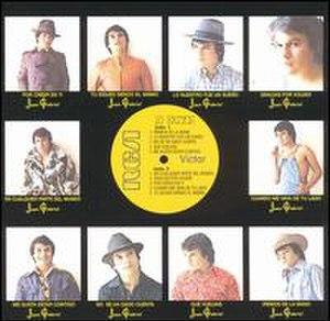 10 Éxitos de Juan Gabriel - Image: 10 Exitos de Juan Gabriel cover