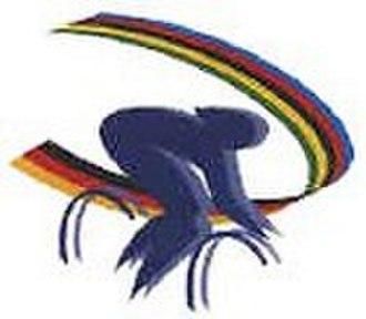 1999 UCI Track Cycling World Championships - Image: 1999 UCI Track Cycling World Championships logo