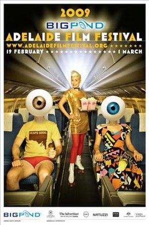 2009 Adelaide Film Festival - Image: 2009 Adelaide Film Festival Poster