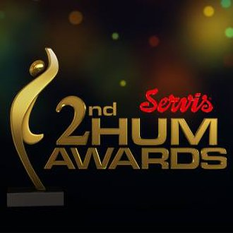 2nd Hum Awards - The promotional logo of the Service   2nd Hum Awards, 2014
