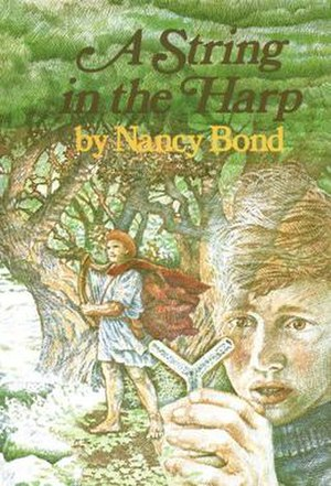 A String in the Harp - First edition cover