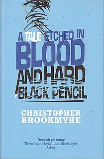 <i>A Tale Etched in Blood and Hard Black Pencil</i>
