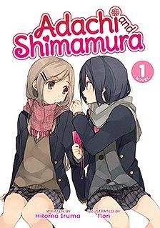 <i>Adachi and Shimamura</i> Japanese light novel series and its franchise