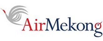 Air Mekong - Image: Air Mekong logo
