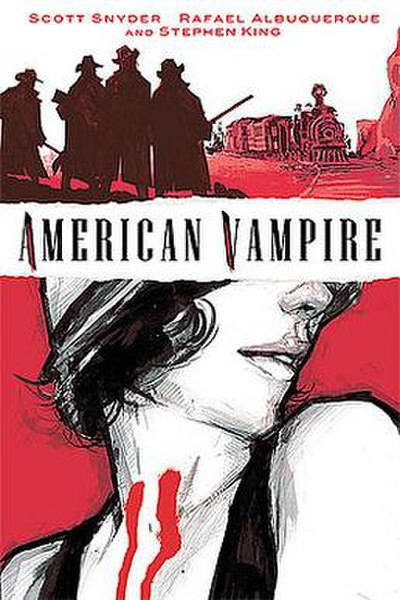Picture of a book: American Vampire