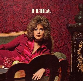 Frida (album) - Image: Anni Frid Lyngstad Frida (1971)