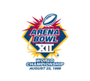 Arena Bowl XII - Image: Arena Bowl XII logo