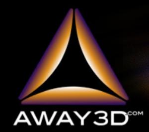 Away3D - Image: Away 3d logo