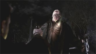 All Hell Breaks Loose (Supernatural) - The demon Azazel is shot dead by Dean Winchester at the finale's end, bringing to a close a storyline running throughout the first two seasons.