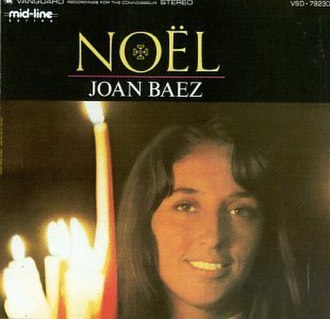 Noël (Joan Baez album) - Image: Baeznoel