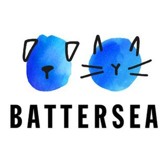 Battersea Dogs & Cats Home - Image: Battersea logo, April 2018