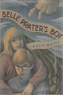 <i>Belle Praters Boy</i> book by Ruth White