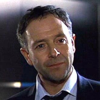 Bill Tanner - Bill Tanner, played by Michael Kitchen in GoldenEye.