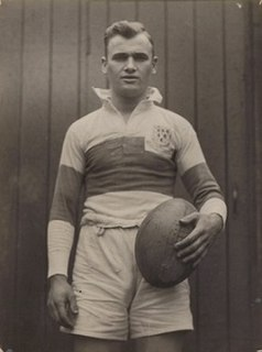 Billy Holding English rugby league footballer