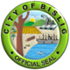 Official seal of Bislig