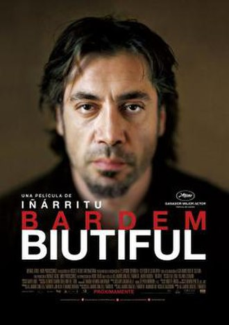 Biutiful - Theatrical release poster