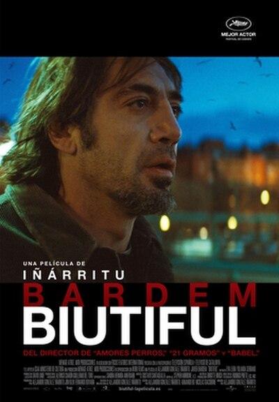 Picture of a movie: Biutiful