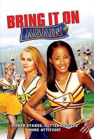 Bring It On Again - DVD cover