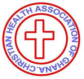 Christian Health Association of Ghana (CHAG) logo