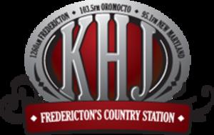 CKHJ - Image: CKHJ logo