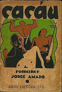 <i>Cacau</i> (novel) novel by Jorge Amado