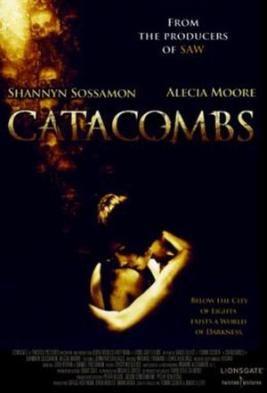 Catacombs (2007 film) - Promotional poster