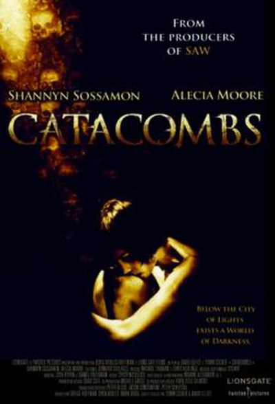 Picture of a movie: Catacombs