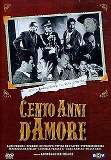 <i>100 Years of Love</i> 1954 film
