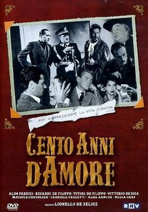 100 Years of Love - Image: Cento anni d'amore