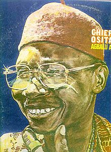 Chief Stephen Osita Osadebe - WikiVisually