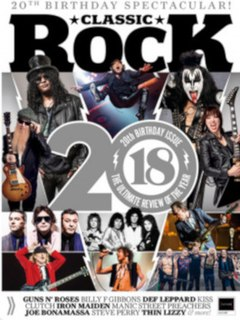 <i>Classic Rock</i> (magazine) Magazine