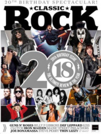 Classic Rock (magazine) - Issue 257