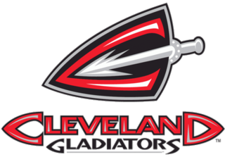 Cleveland Gladiators Arena football team