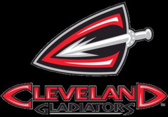 Cleveland Gladiators - Image: Cleveland Gladiators